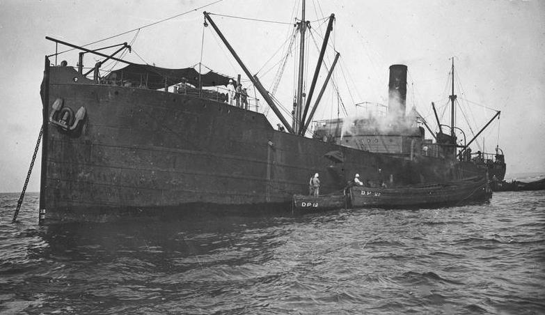 * MARNE II (1917/1920) * Auxili10