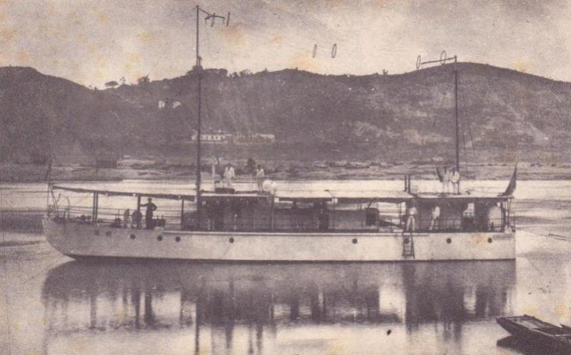 * LA GRANDIÈRE (1893/1910) * Canonn11