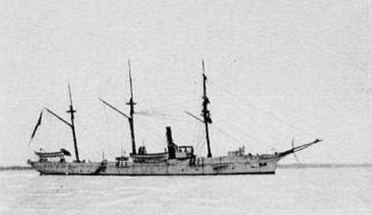 * LION (1885/1904) * Canonn12