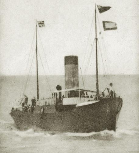 * MAINE (1914/1917) * Charbo10
