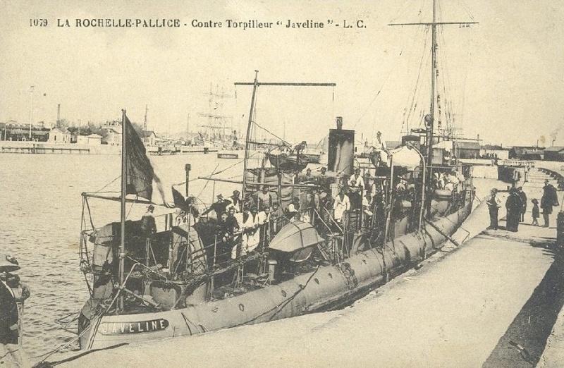 * JAVELINE (1903/1920) * Contre12