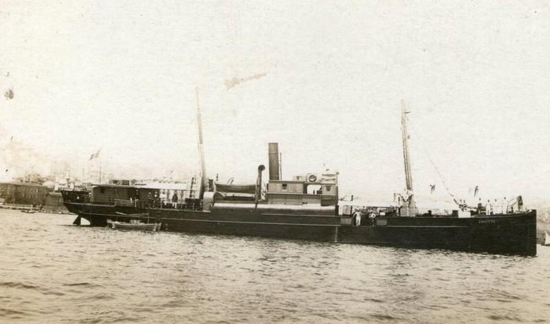 * LINOTTE I (1916/1919) * Courri10
