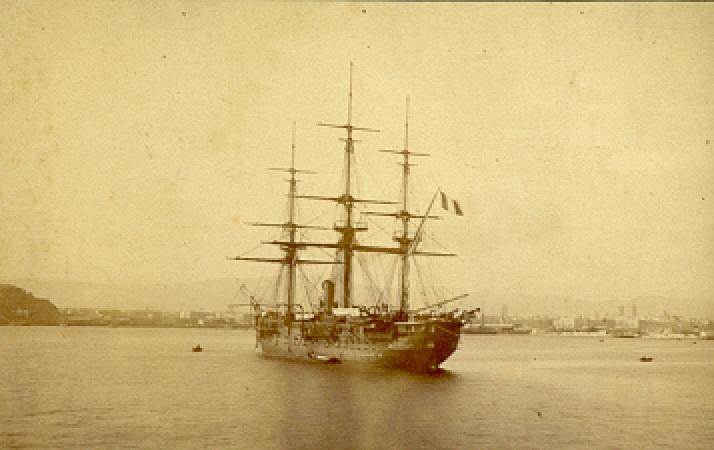 * IPHIGÉNIE (1881/1901) * Croise11