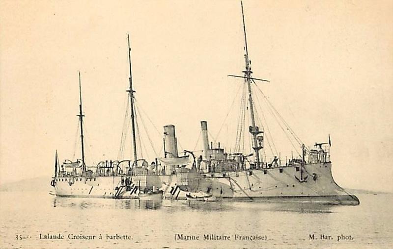 * LALANDE (1891/1911) * Croise16