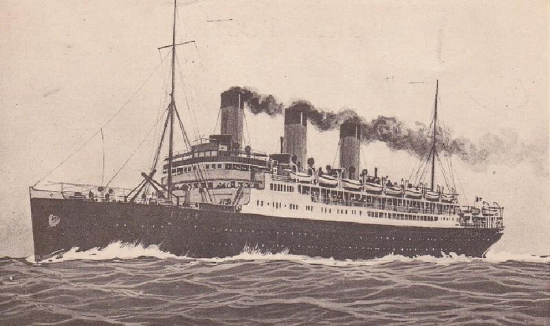 * LUTETIA (1915/1917) * Croise20