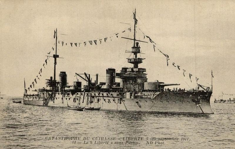* LIBERTÉ (1907/1911) * Cuiras10