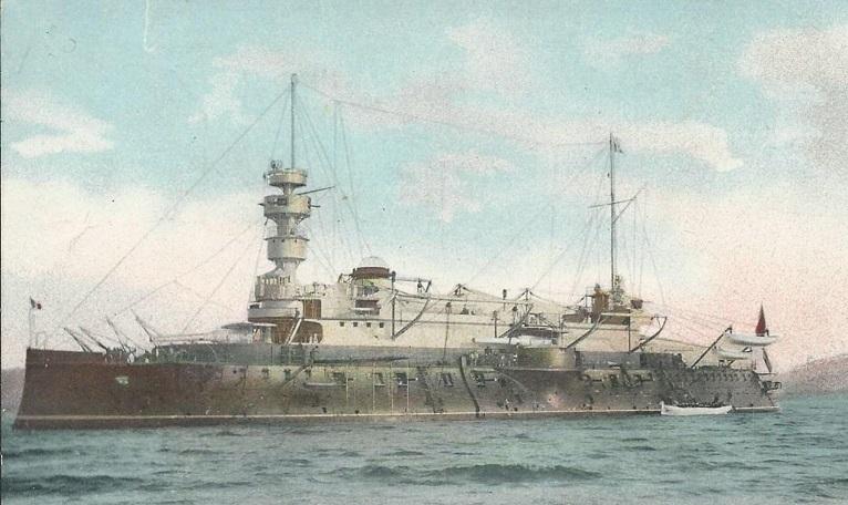 * MAGENTA (1892/1907) * Cuiras11