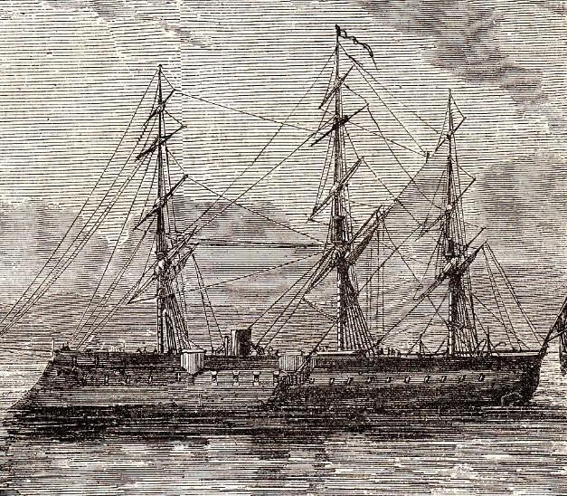 * MARENGO (1875/1894) * Frygat12