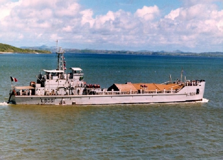 * LCT 9061 (1966/1975) * Lct_9010