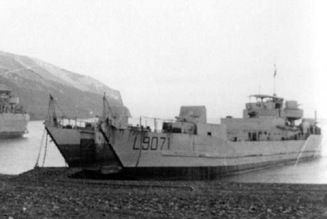 * LCT 9071 (1951/1961) * Lct_9014