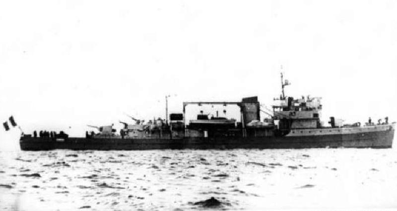 * MEUSE (1947/1957) * M28_1910