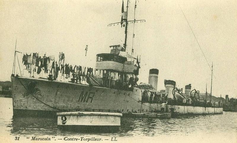 * MAROCAIN (1917/1935) * Maroca10