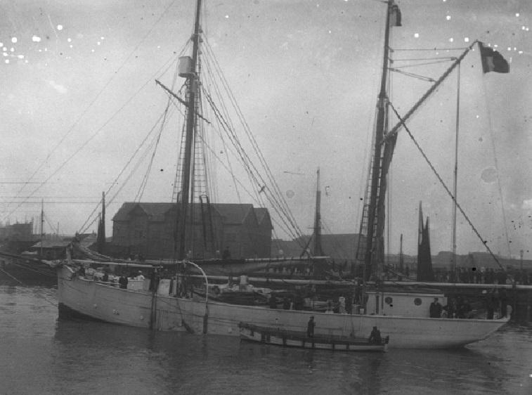 * JACQUES CARTIER (1915/1919) * Navire11