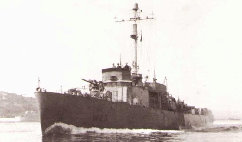 * JAVELOT (1944/1951) * Patrou12