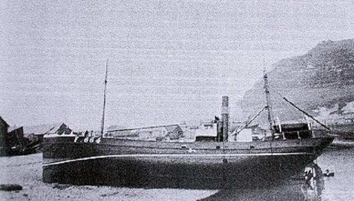 * JEANNE D'ARC II (1915/1919) * Patrou15