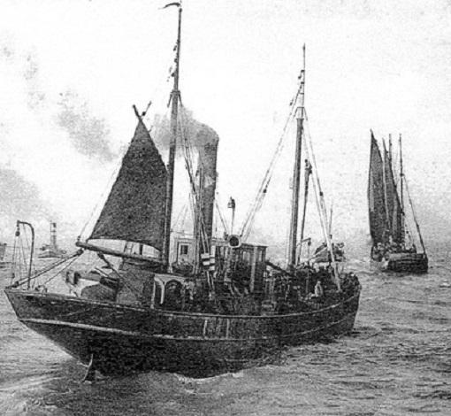 * KERYADO (1915/1917) * Patrou18