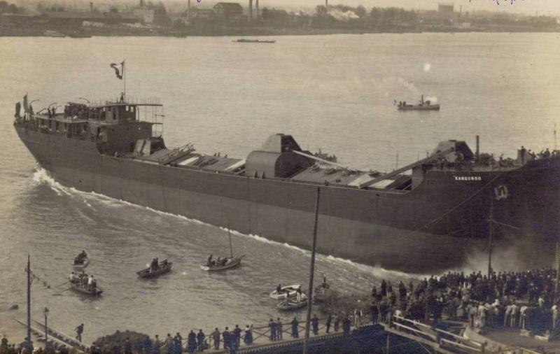* KANGUROO (1914/1916) * Porte_10