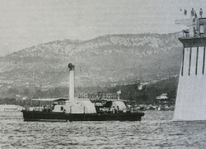 * LAGOUBRAN (1888/1919) * Remorq16