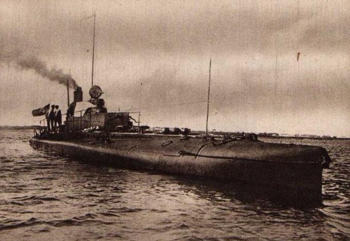 * JOULE (1912/1915) * Sous-m14