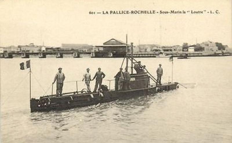 * LOUTRE (1904/1914) * Sous-m22