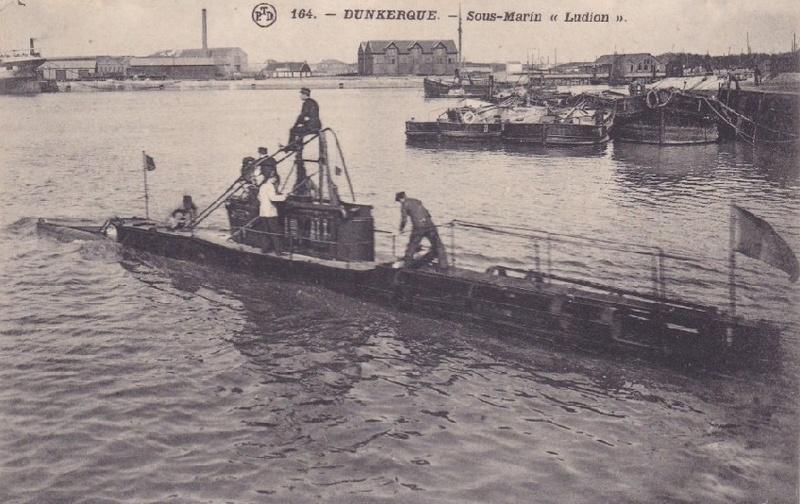 * LUDION (1904/1914) * Sous-m23