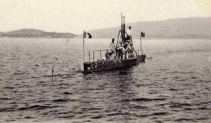 * LYNX (1904/1914) * Sous-m25