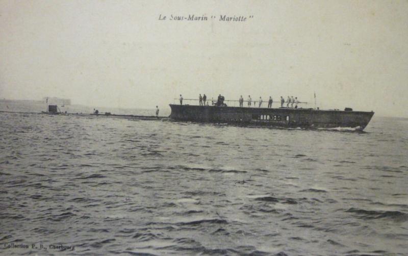 * MARIOTTE (1913/1915) * Sous-m26