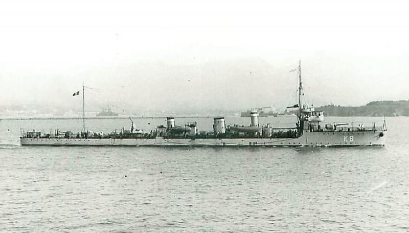 * KABYLE (1917/1936) * Torpil17