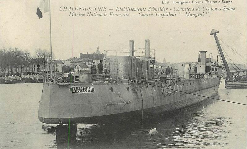 * MANGINI (1897/1910) * Torpil23