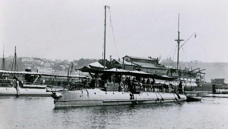+ TORPILLEUR 201 (1897/1919) + Torpil25