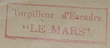 * LE MARS (1928/1942) * Torpil27