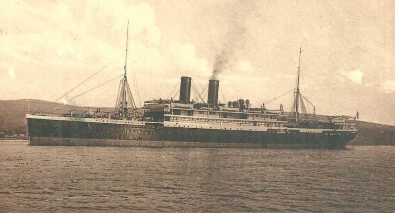 * KARNAK (1916/1916) * Transp11
