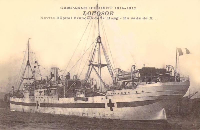 * LOUQSOR (1916/1917) * Transp17