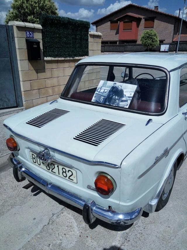 Presentación del coche de mi abuelo (Simca 1000) +Historia 26a18e10