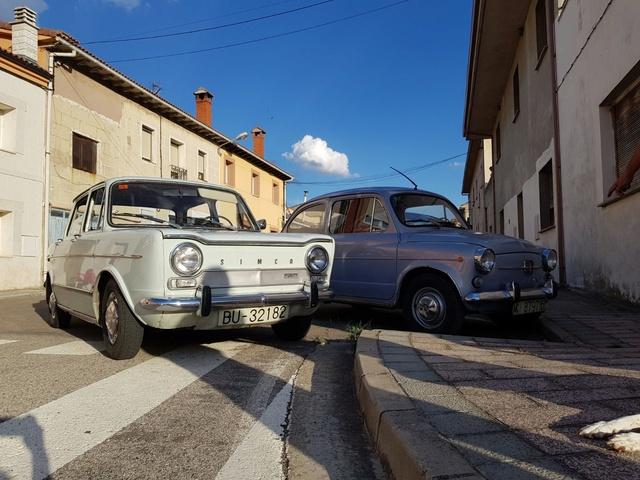 Presentación del coche de mi abuelo (Simca 1000) +Historia 312e6b10