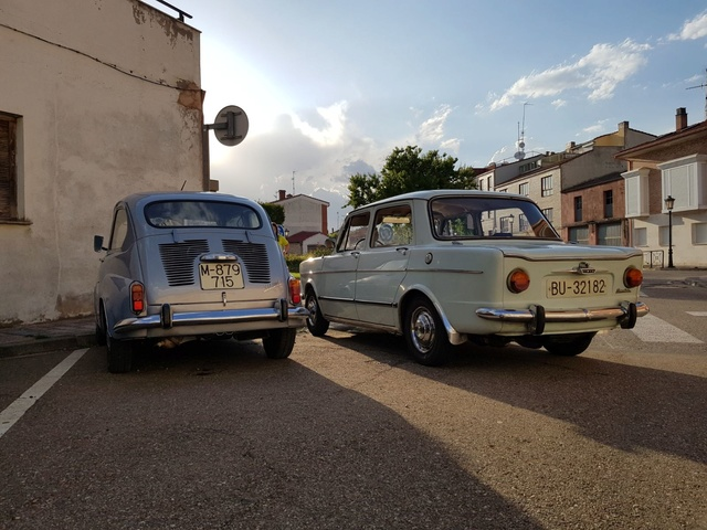 Presentación del coche de mi abuelo (Simca 1000) +Historia 50da4f10