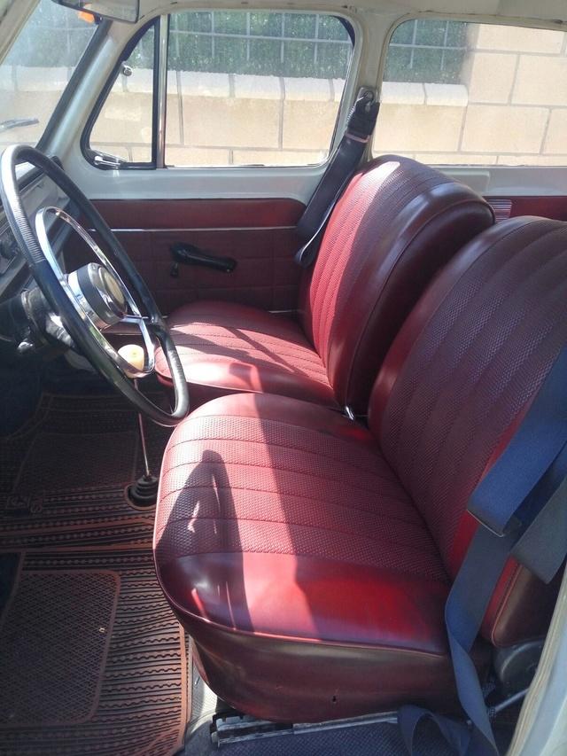 Presentación del coche de mi abuelo (Simca 1000) +Historia 80560c10