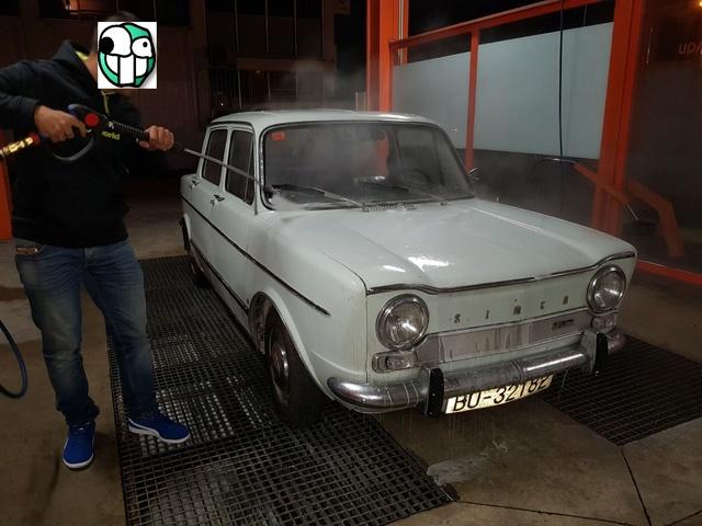 Presentación del coche de mi abuelo (Simca 1000) +Historia 8d687a10