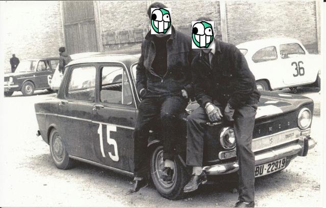 Presentación del coche de mi abuelo (Simca 1000) +Historia Bfd4e510