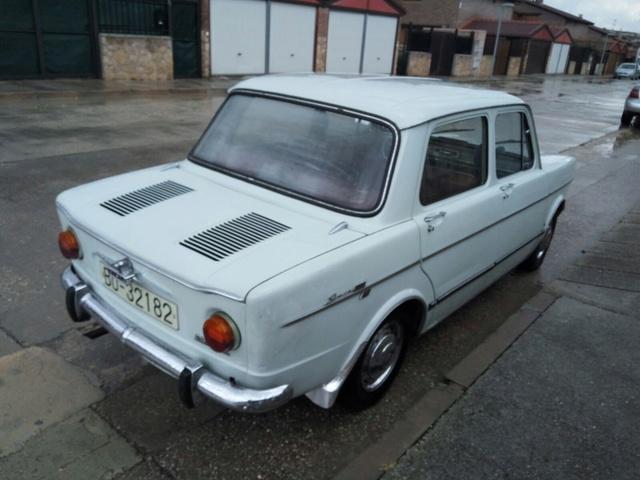 Presentación del coche de mi abuelo (Simca 1000) +Historia E95b6210