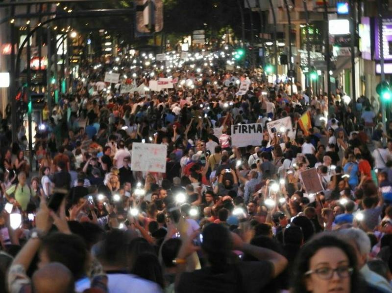 el AVE quizá llegará soterrado a Murcia pero la impunidad política camina por la superficie. - Página 3 22089810