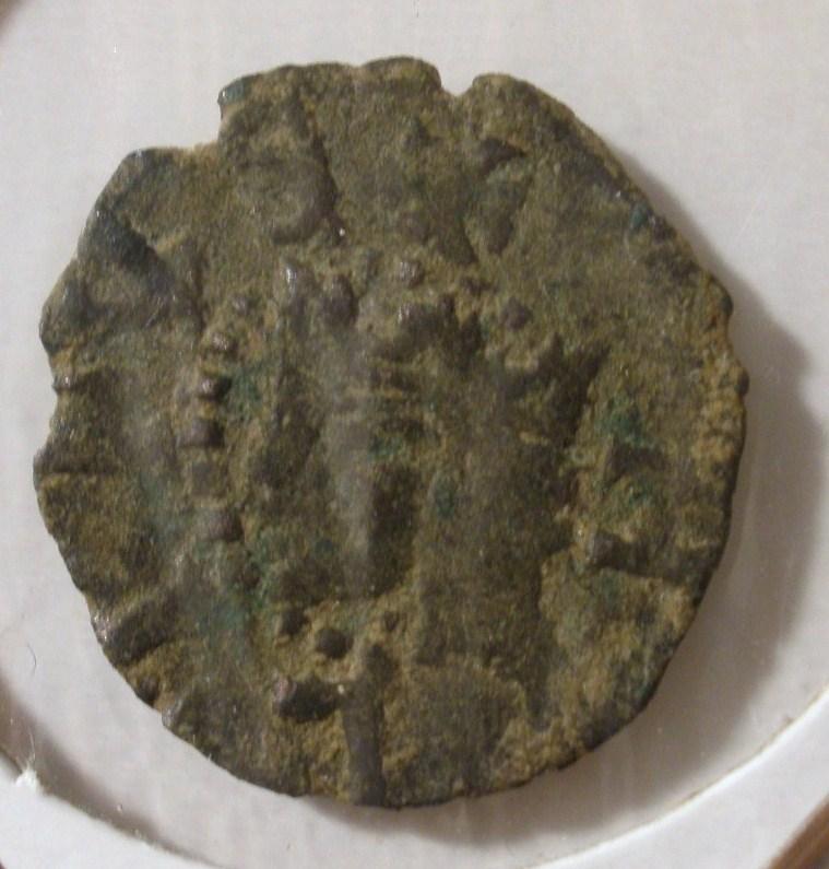 Dinerillo de Felipe III. Ceca Aragón  3-phil10