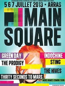 Main Square Festival les 5, 6 & 7 Juillet 2013 à Arras  39464_10