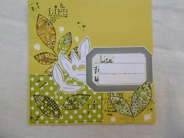 La ronde des mail art et art journal proposé par Chiara P1000111