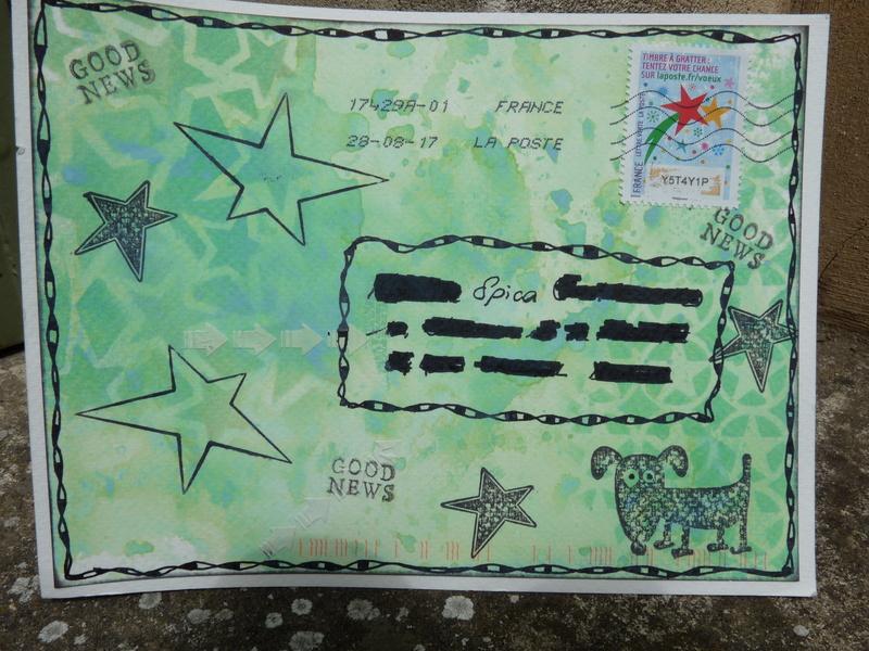 La ronde des mail art et art journal proposé par Chiara - Page 6 P1070711
