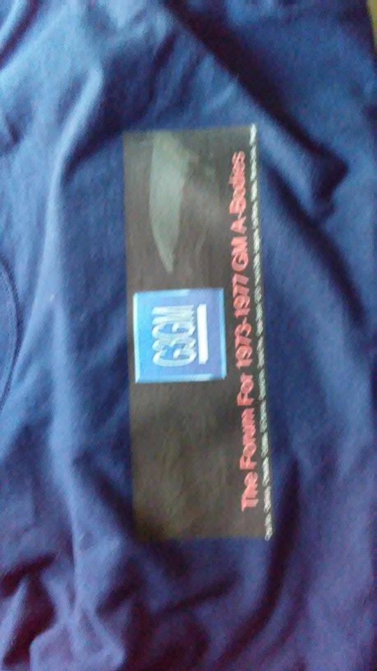 G3GM shirts 20045810