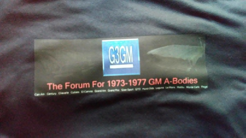 G3GM shirts 20050410