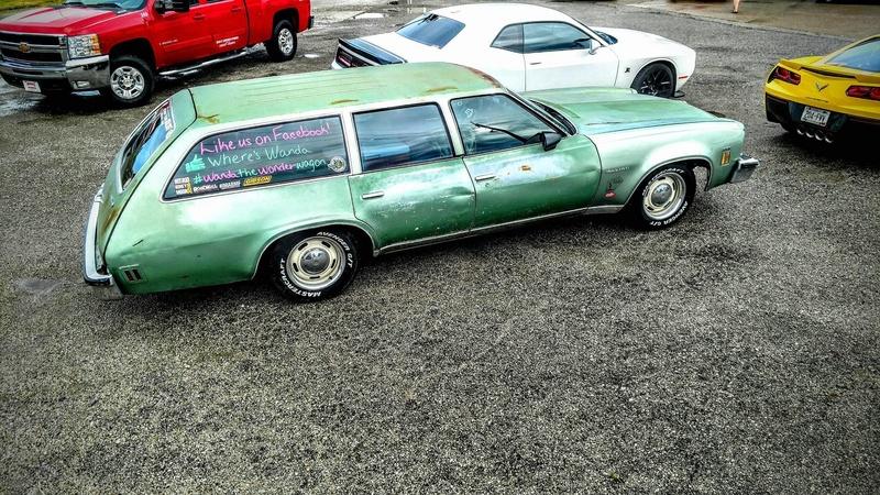 Wagon 20945410