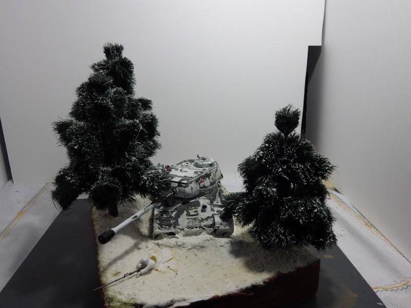 char staline dioramas hiver 1.35 Poste_10