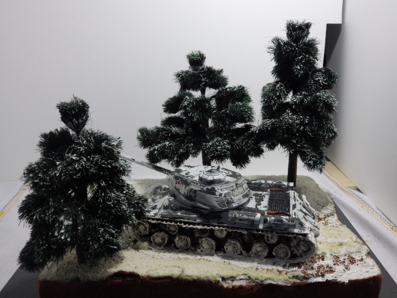 char staline dioramas hiver 1.35 Tank_s10
